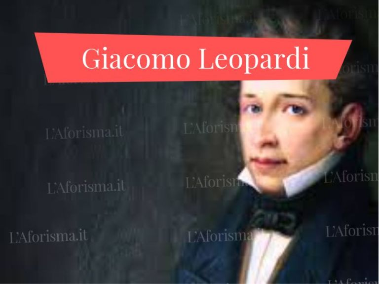 Le più belle <strong>frasi, aforismi e citazioni di Giacomo Leopardi</strong> – <em>Raccolta completa</em>