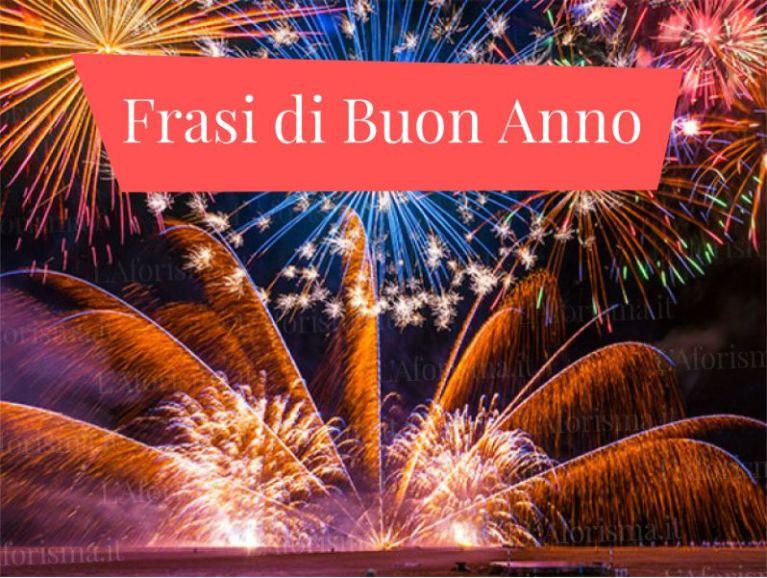Le più belle <strong>frasi per gli auguri per Capodanno e Anno Nuovo </strong> – <em>Raccolta completa</em>