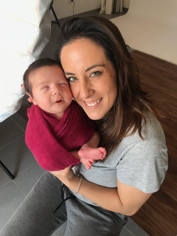 Anna la fotografa dei bambini - fotografia newborn - napoli