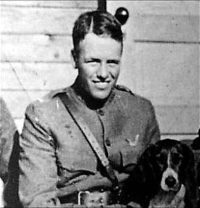 Quentin_Roosevelt_in_Uniform_1917