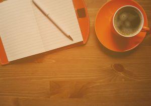 Deep breath and keep writing!