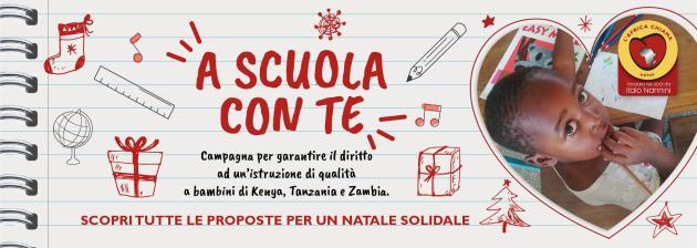 A Natale SCEGLI la Solidarietà