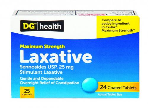 Laxative Effectiveness and Medical Use