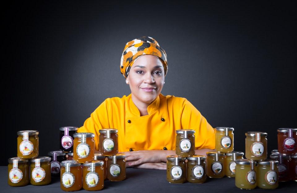 Jessica Medza Allogo - Les Petits Pots de l'Ogooué