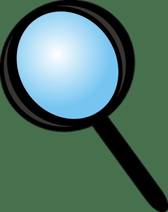 Magnifier, Glass, Zoom, No Background, Lens, Instrument