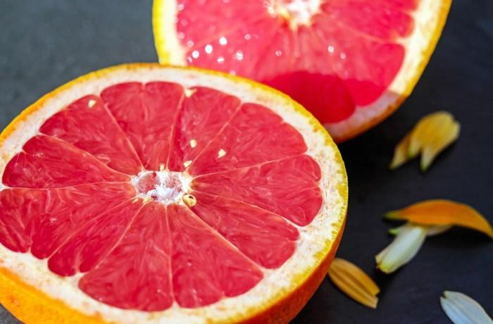 Grapefruit, Fruit, Red, Sweet, Vitamins, Eat