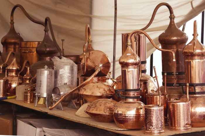 artisan, copper, Copper Works