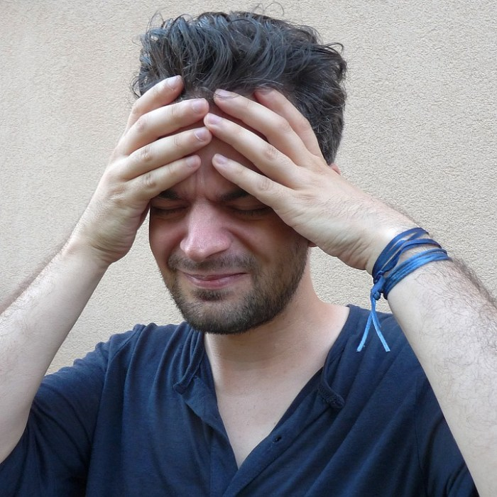 Headache, Image, Man, Stress, Stressed Man, Person
