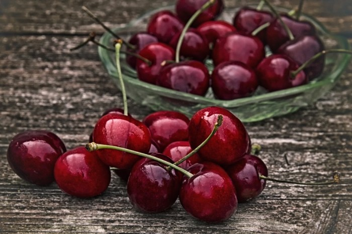 Cherry, Sweet Cherry, Fruit, Delicious, Fruity
