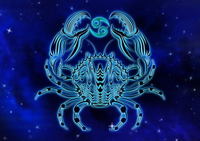 Zodiac Sign, Cancer, Horoscope, Design, Astrology
