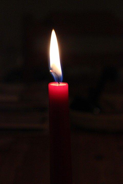 Candle, Light, Flame, Burn, Candlelight