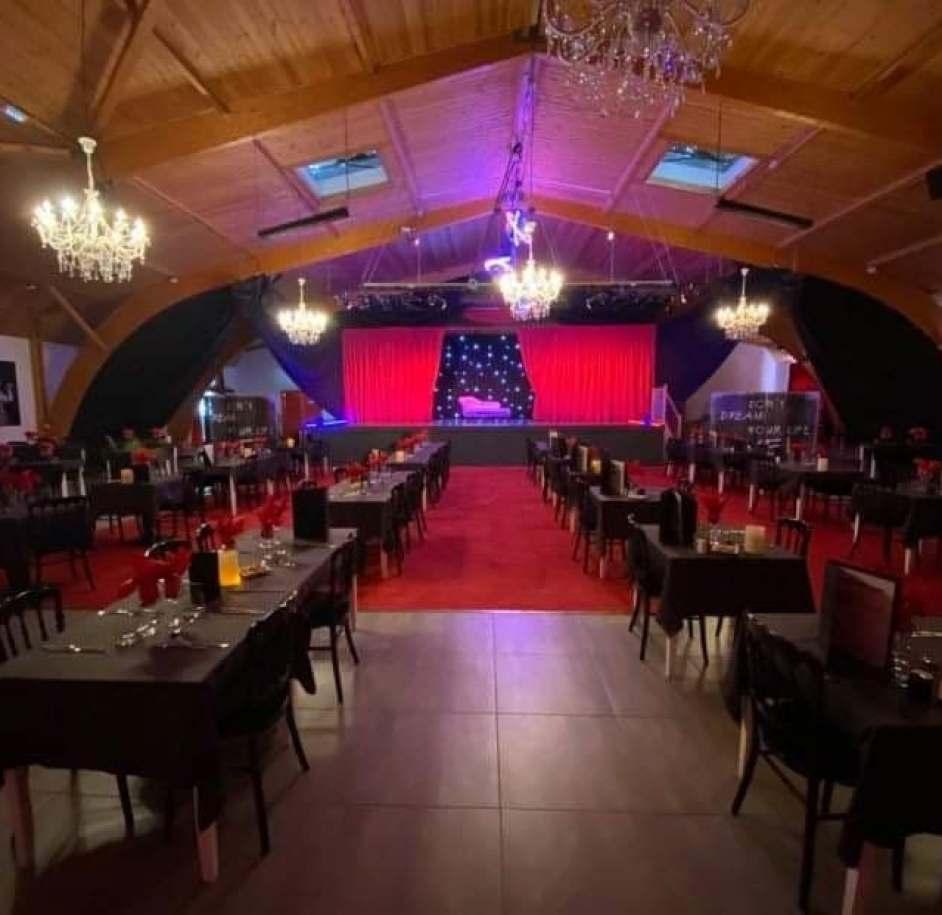 la gabiotte restaurant cabaret - nouvelle artiste