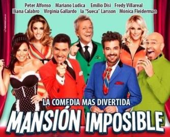 14 Mansion Imposible
