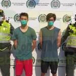 EN CUARENTENA, POLICÍA CAPTURÓ A DOS PERSONAS POR VIOLENCIA INTRAFAMILIAR.