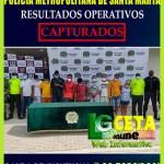 (VIDEO) POLICIA DESARTICULÓ EL GRUPO DELINCUENCIAL «LOS TORCIDOS»
