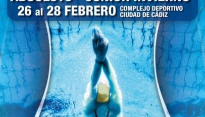 Campeonato de Andalucía Absoluto Júnior de Natación de invierno
