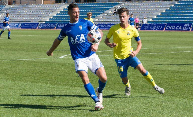 San Fernando CD vs Las Palmas Atlético