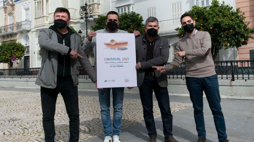 coloquios virtuales-diputación-Cádiz-carnaval