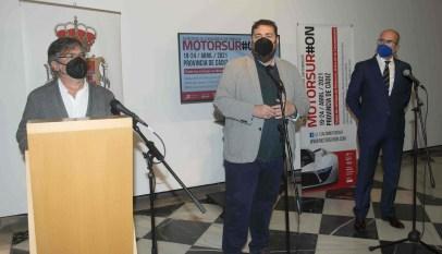 Presentación Motorsur#On en el Palacio Provincial