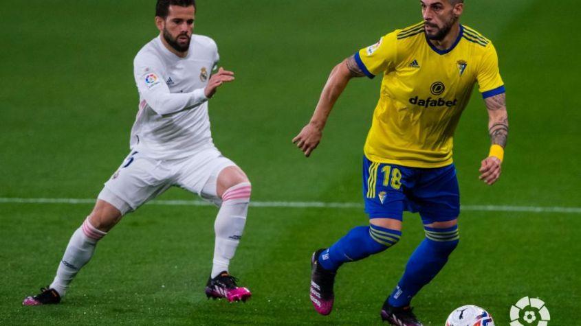 Cádiz CF vs Real Madrid