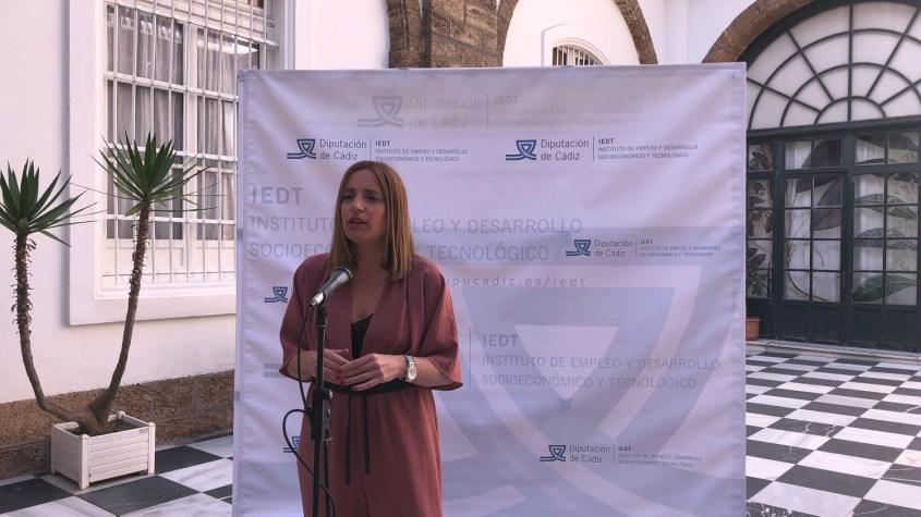 Diputación Ana Carrera tras el encuentro con 31 ayuntamientos_suelos productivos