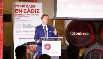 'Yo me caso en Cádiz' David de la Encina bodas
