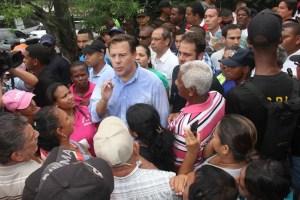 Asistencia humanitaria y apoyo de los afectados por lluvias en el país