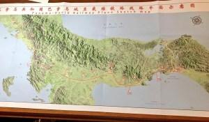 Conoce la posible ruta del tren Panamá-David