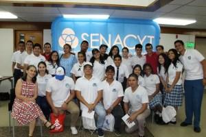 "SENACYT realizó Final de Competencia del Torneo de Física ""Caja de Seguridad"""