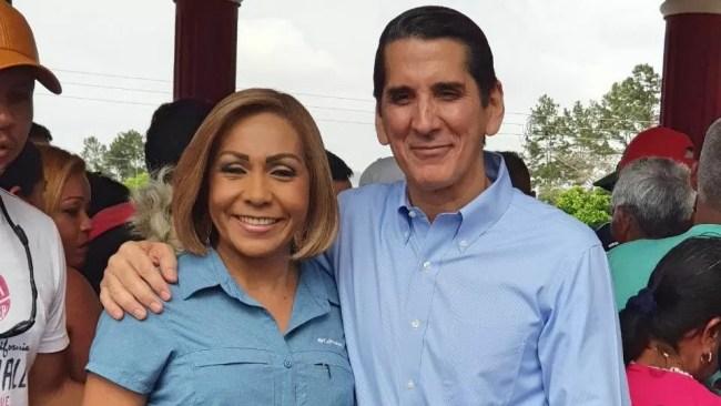 Yanibel Ábrego reafirma su apoyo a Roux ante el rumor de su aspiración presidencial