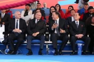 Promoción de Inversión, Turismo y Conectividad, la agenda del Presidente Varela en Rusia
