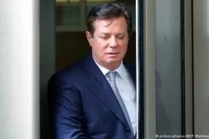 Exjefe de campaña de Trump se declara culpable en trama rusa