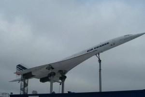 El Concorde, visión de futuro desde el pasado