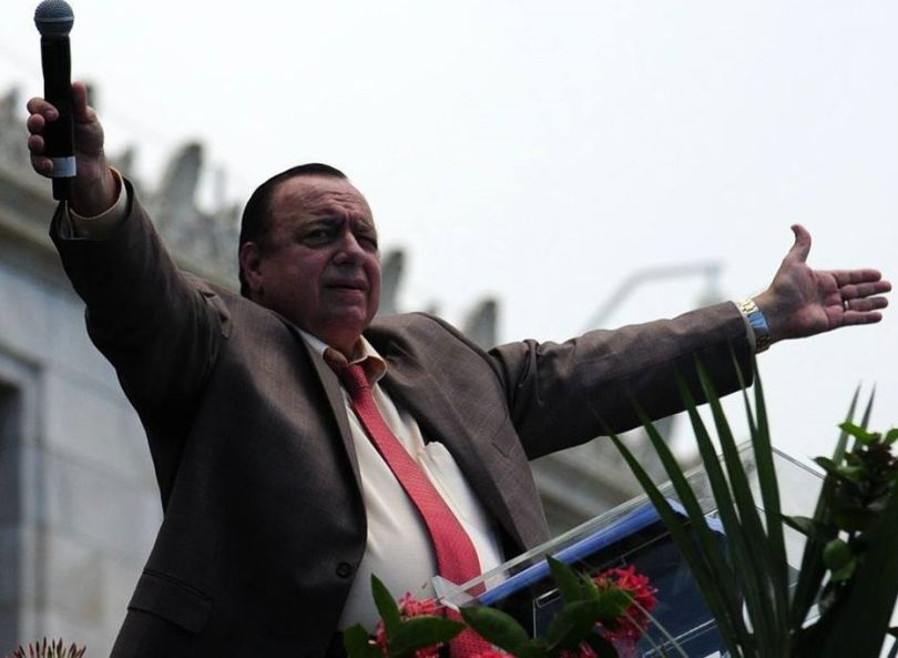 Evangelista Jorge Raschke advirtió apagón nacional en Panamá