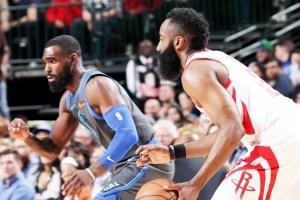 Houston Rockets se impone en el duelo texano a Dallas Mavericks
