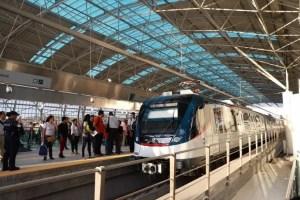 Presidente Varela inaugura la Línea 2 del Metro