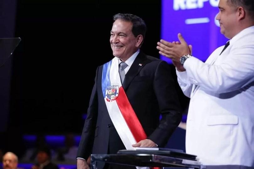 Laurentino Cortizo asume como Presidente de la República de Panamá
