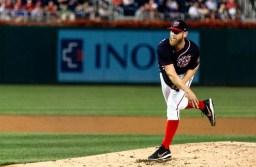 Strasburg somete a los Astros y Washington obliga el séptimo juego