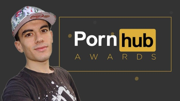 Jordi ENP Pornhub Awards