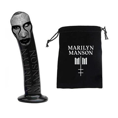 Dildo creado por Marilyn Manson