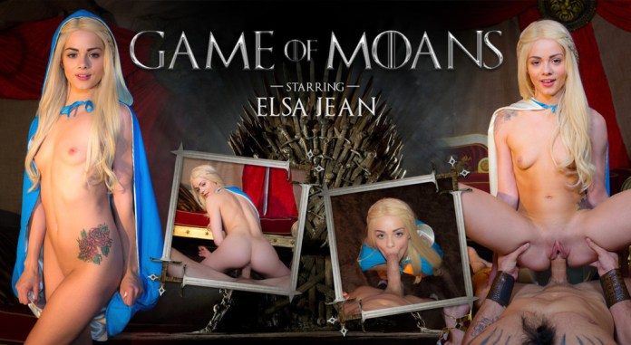 Game of Moans WankzVR