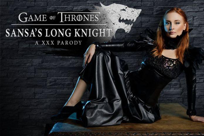 GOT Sansa's Long Knight VRCosplayx