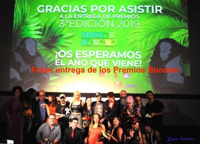 Premios Bonobo ganadores