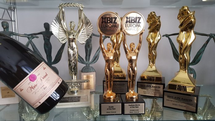 XBIZ Europa Awards Dorcel