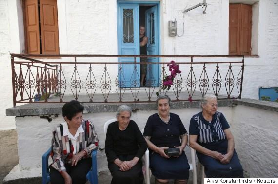 greece village