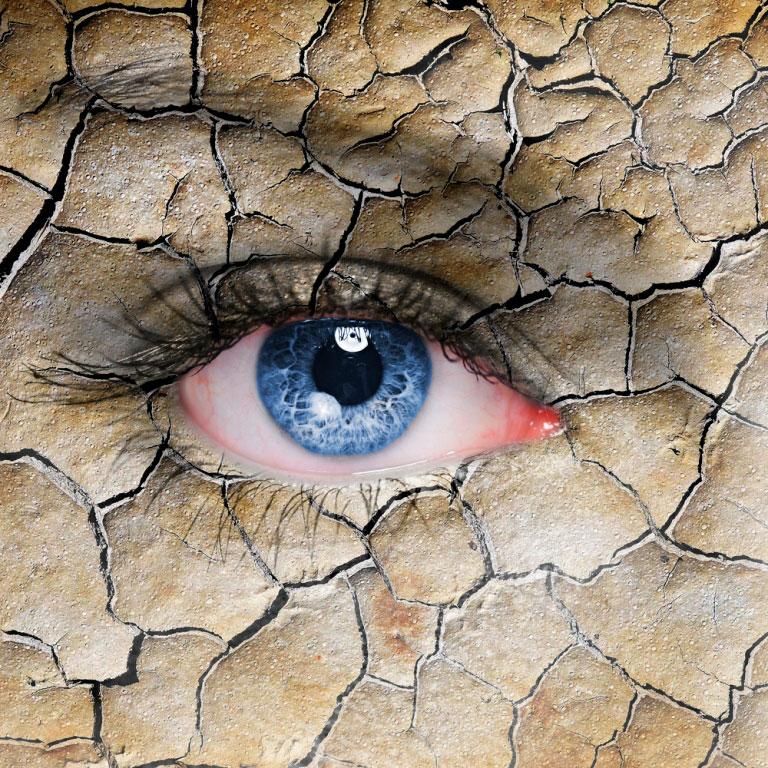 la ola de calor afecta a tus ojos - PORTADA