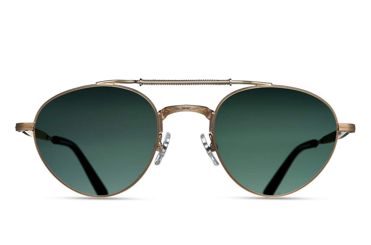 Gafas de sol en la ciudad - portada