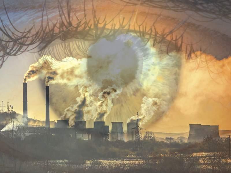 Contaminación Ambiental - Portada