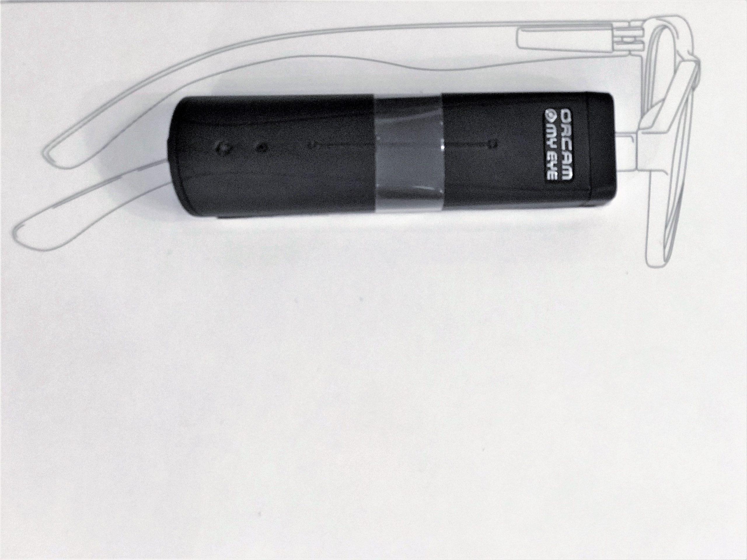 Dispositivo de visión artificial Orcam my eye