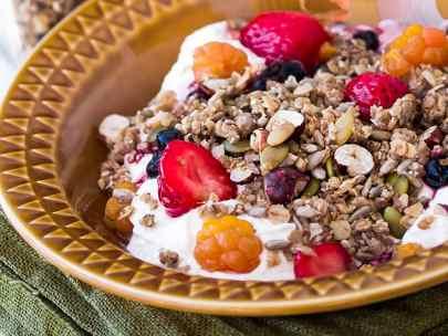 Gör egen glutenfri granola - krispig och god